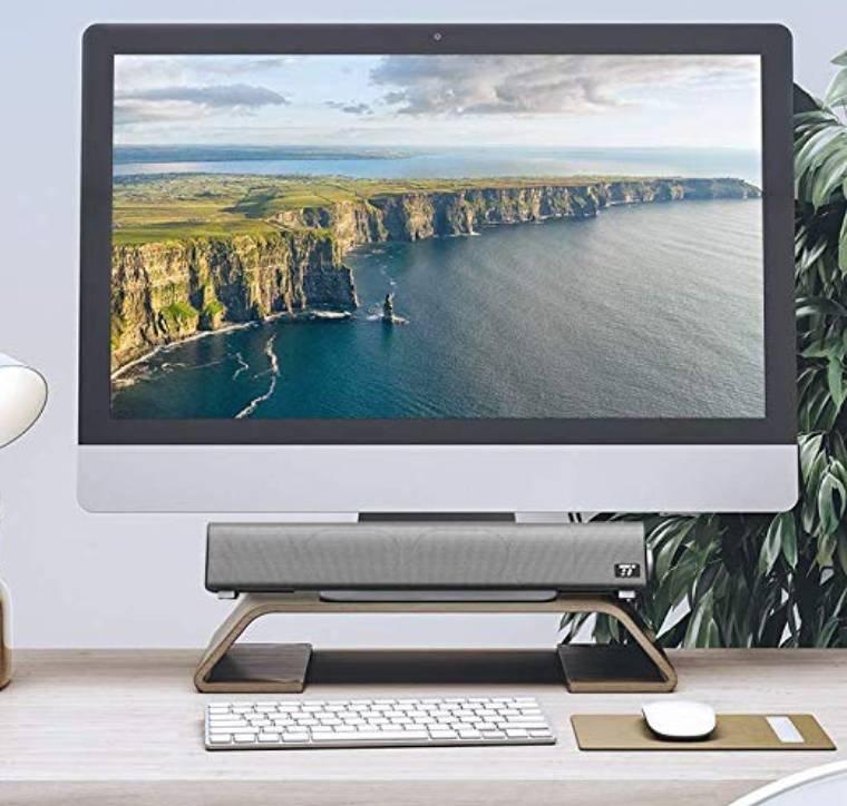 TaoTronics Computer Soundbar für 20,99€ inkl. Versand (statt 35€)