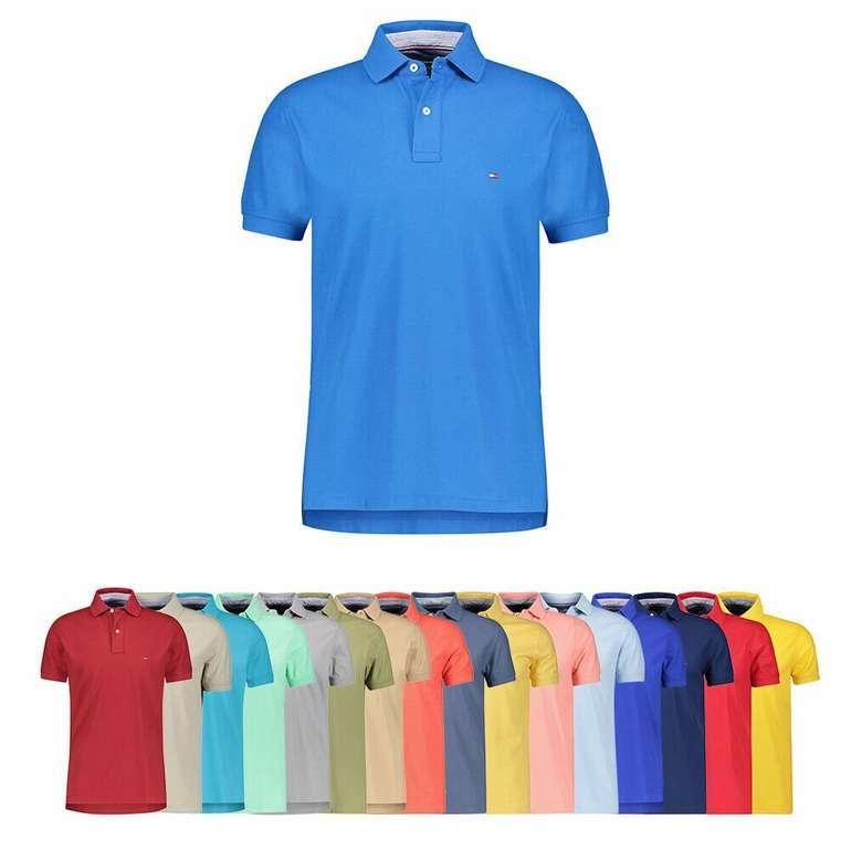 Tommy Hilfiger Herren Poloshirts (Regular Fit) für je 49,90€ inkl. Versand (statt 60€)