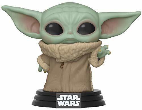 Funko Pop! Star Wars: The Mandalorian Baby Yoda Figur für 9,99€ inkl. Primeversand (statt 23€)