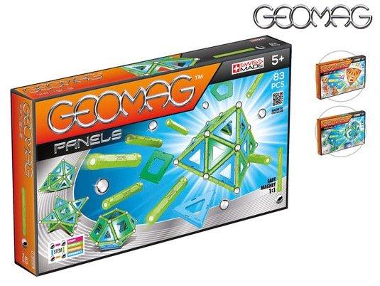 """Geomag Bastelsets """"Paneele"""" reduziert, z.B. 83-teilig für 25,90€ (statt 38€)"""