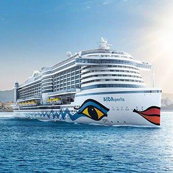 AIDA Ostersale mit reduzierten Kreuzfahrten, z.B. 7 Tage Kanaren & Madeira 449€