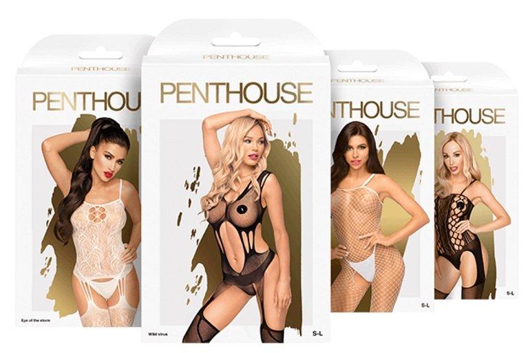 Eis.de: 4-teiliges Penthouse verführerisches Dessous-Set & 6 Gratisartikel komplett kostenlos (MBW 29,95€)