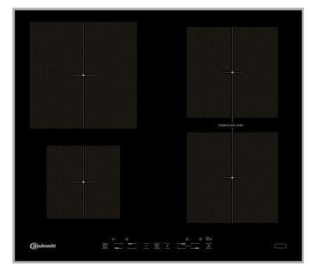 Bauknecht CTAI 9640C IN Induktions-Kochfeld für 309€ inkl. VSK (statt 379€)