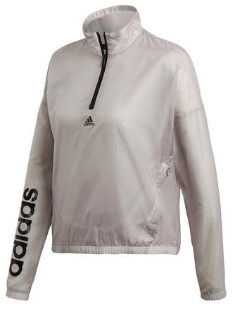 Adidas Damen Jacke Lin Windbreaker für 34,99€ inkl. Versand (statt 49€)
