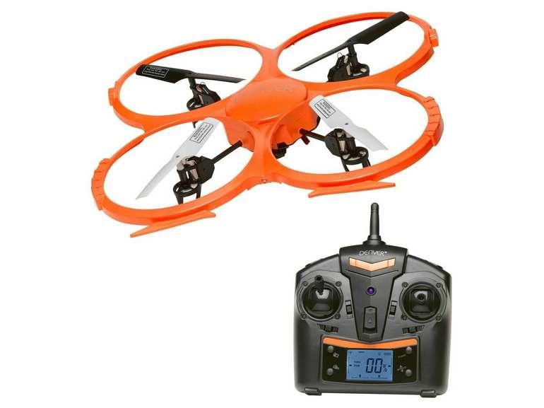 Denver Electronics DCH-330 Drohne mit Kamera für 29,99€ inkl. Versand (statt 50€)