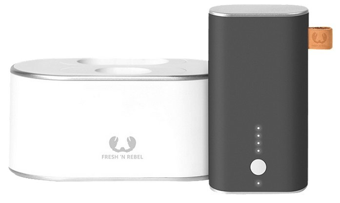 Fresh 'n Rebel PowerBank Charging Station für 9,99€ inkl. VSK (statt 30€)