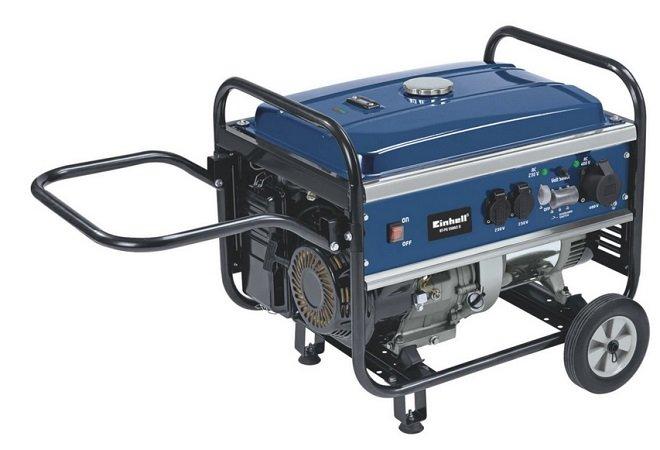 Einhell BT-PG 5500/2 D Stromerzeuger für 489,95€ (statt 576€)