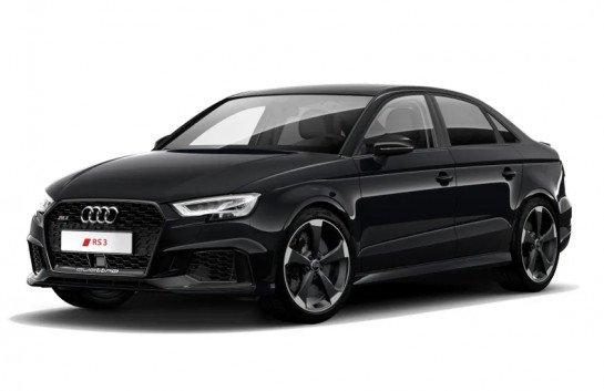 Audi RS3 Limousine (400 PS) für 48 Monate nur 399€ mtl. Netto im Gewerbeleasing - LF: 0.68!