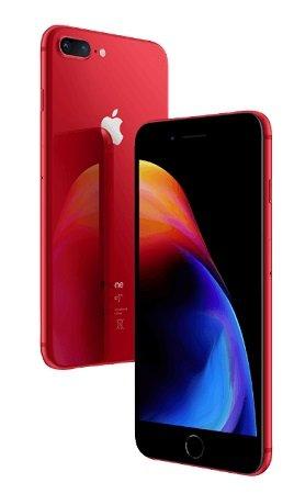 Apple iPhone 8 Plus mit 64GB in Red für 649€ inkl. Versand (statt 720€)