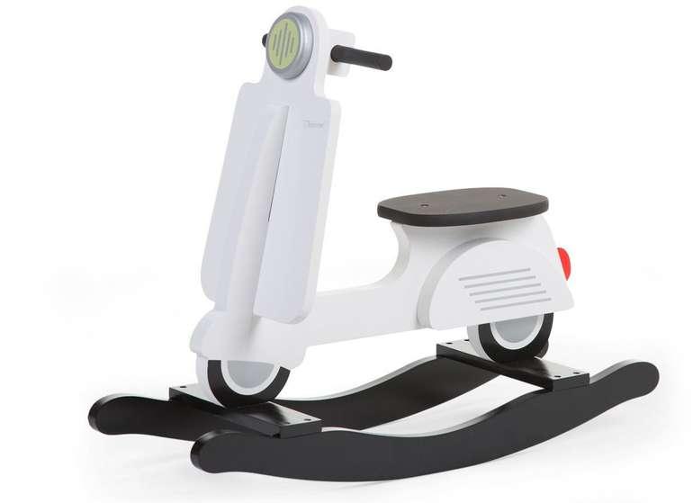Childhome Schaukelscooter in weiß für 43,41€ inkl. Versand (statt 63€)