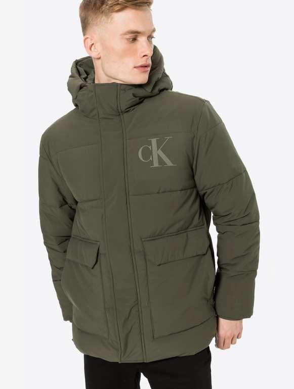 Calvin Klein Jeans Jacke in schwarz oder oliv schon ab 105€ inkl. Versand (statt 176€)