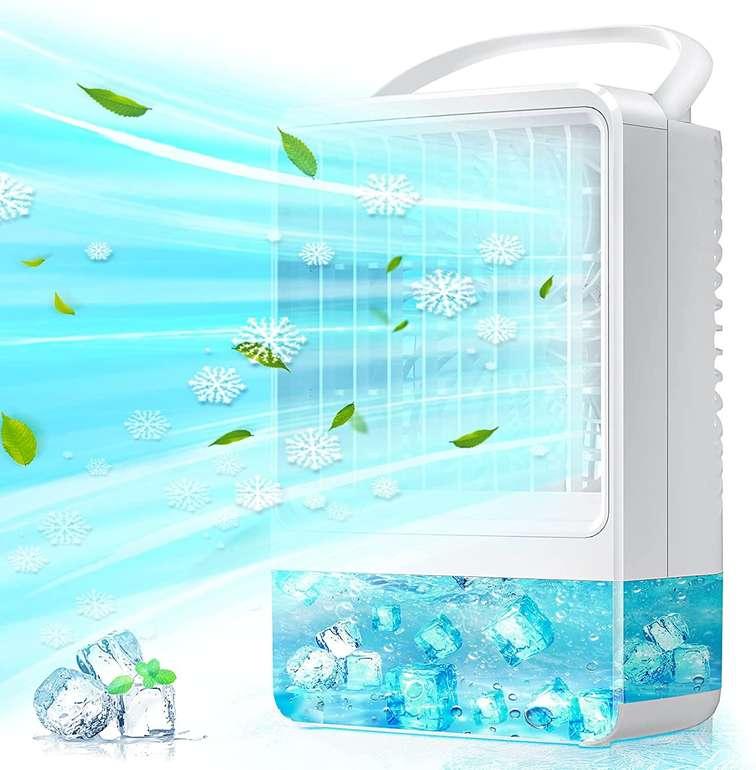 Eeieer Luftkühler mit LED Beleuchtung für 22,99€ inkl. Versand (statt 46€)