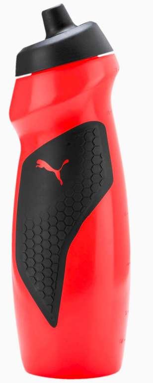 Puma TR Performance Trinkflasche in rot/schwarz für 7,20€ inkl. Versand (statt 10€)