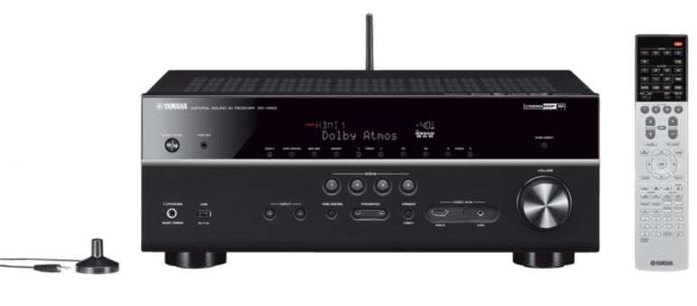 Yamaha RX-V683 AV-Receiver mit WLAN + Bluetooth für 399€ inkl. Versand (statt 499€)