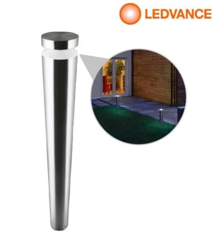 "Ledvance ""O BD 800 POLE"" LED-Gartenleuchte (6 W, 360 lm, 3.000 K, IP44, 80 cm) für 25,90€ (statt 55€)"
