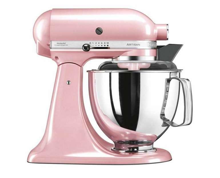 Kitchenaid 5KSM175PSESP in Pink 4,8l Artisan Küchenmaschine für 500,16€ inkl. Versand (statt 549€)