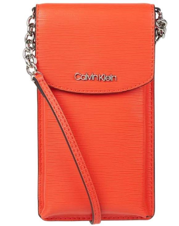 Calvin Klein Handy Handtasche in Lederoptik für 33,99€ inkl. Versand (statt 60€)