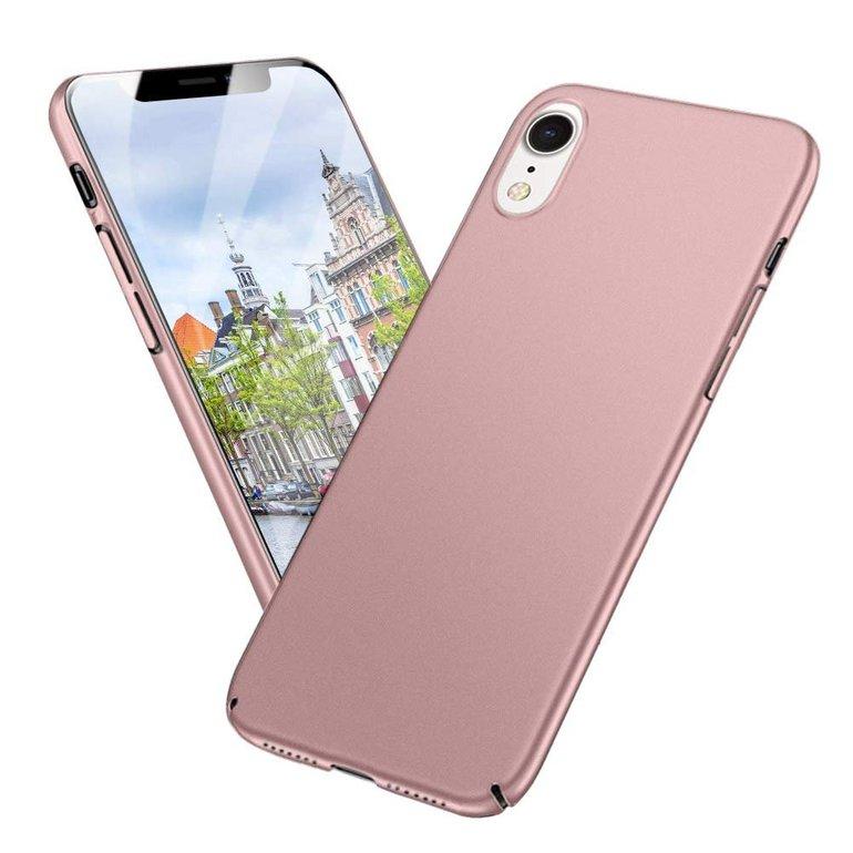 Meidom iPhone XR Hülle in matt-rosegold für 5,59€ (statt 10€) - Prime!