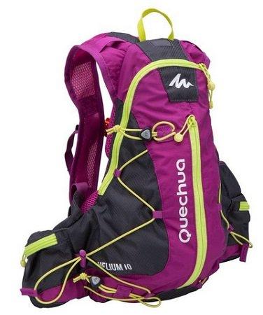 Quechua Speed Hiking Helium Rucksack in Violett für 13,48€ inkl. VSK