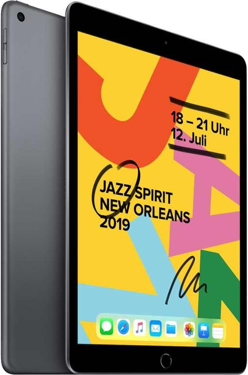 """Apple iPad (2019) 10,2"""" WiFi, 32 GB in Grau für 303,33€ inkl. Versand (statt 330€)"""