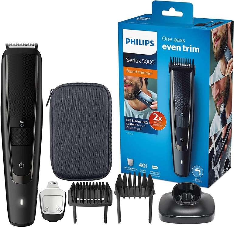 Philips BT 5515/15 Bartschneider mit Ladestation für 33,20€ inkl. Versand (statt 55€)