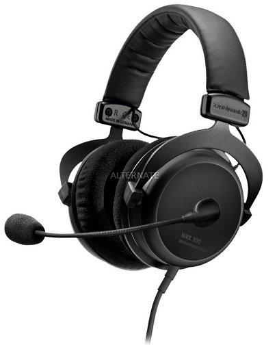Beyerdynamic MMX 300 Headset in Schwarz für 249€ inkl. Versand (statt 281€)