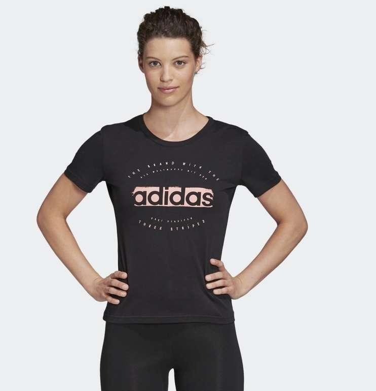Adidas Damen Kinesics T-Shirt in 2 Farben für je 16,54€ inkl. Versand (statt 26€) - Creators Club!