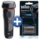Braun Series 5 5020s Akku-Rasierer + Ersatz-Scherkopf zu 92,65€ statt 125€