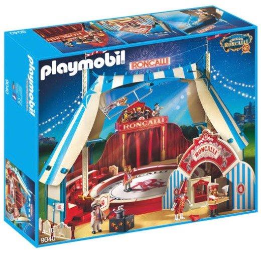 Playmobil Roncalli Circus (9040) für 38,94€ inkl. Versand (statt 70€)