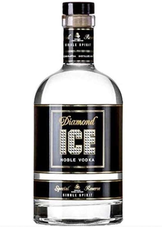 1 Flasche Diamond ICE Noble Vodka (0,5 Liter) für 26,95€ inkl. Versand (statt 35€)