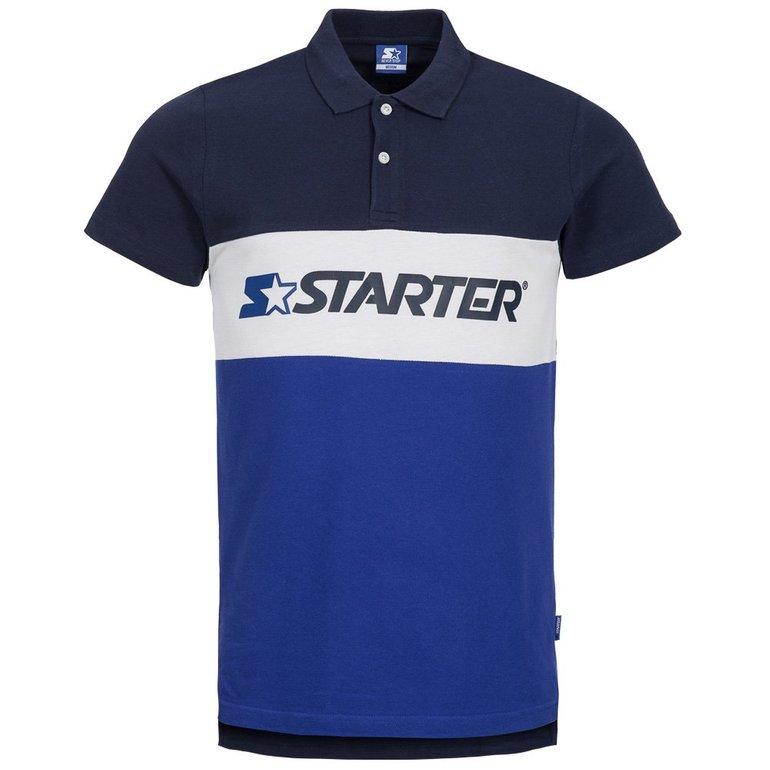 Starter Herren Poloshirts für je 4,44€ zzgl. Versand (statt 19€)