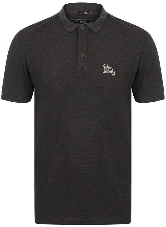 Tokyo Laundry Kuusamo Herren-Poloshirt (1X11517A) für 7,99€ inkl. Versand