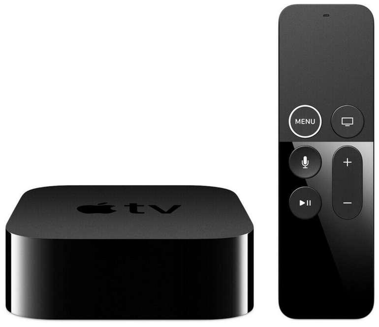 Apple TV 4K mit 32GB Speicher und HDR für 129€ inkl. Versand (statt 160€) - B-Ware!