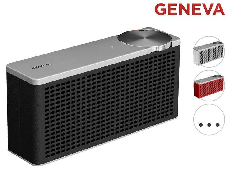 Geneva Touring XS Bluetooth-Lautsprecher für 65,90€ inkl. Versand (statt 109€)