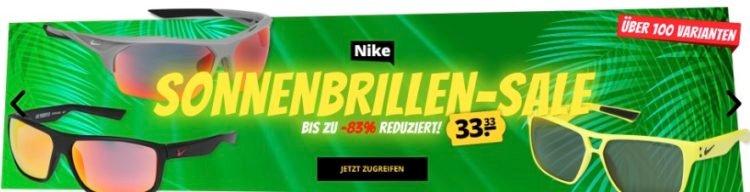 Nike-Sonnenbrillen