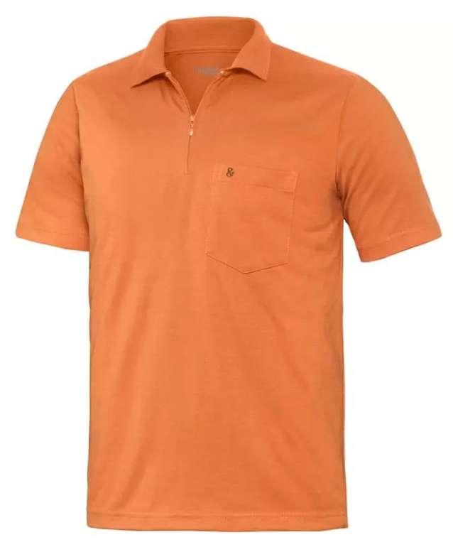 2er Pack Henson & Hensons Herren Poloshirts (versch. Farben) für 27,99€ inkl. Versand (statt 43€)