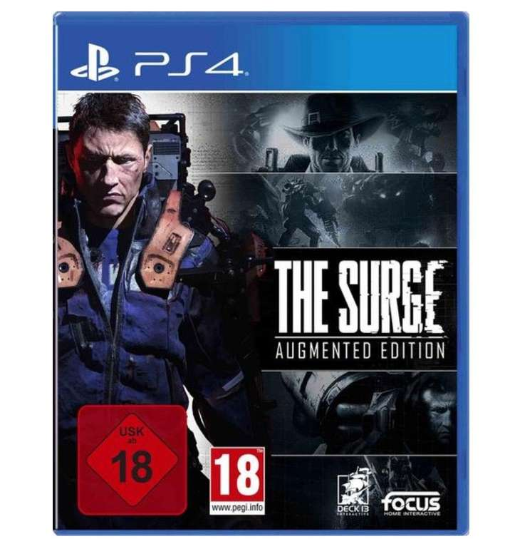 Thalia: The Surge: Augmented Edition (PS4) für 5,99€ bei Abholung (statt 24€)