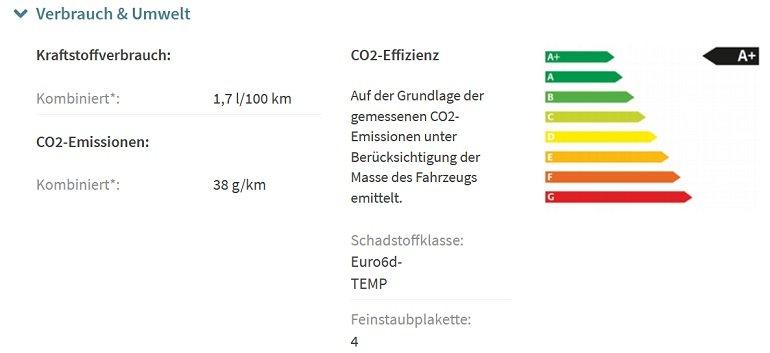 Volkswagen Golf 1.4 GTE eHybrid Leasing 2