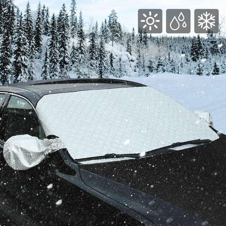 Autsca Auto Frontscheibenabdeckung für 7,49€ inkl. Prime Versand (statt 15€)