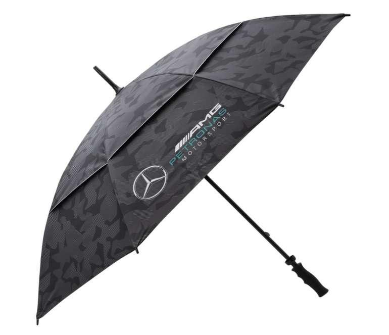 Mercedes AMG Petronas Camo Golf Regenschirm für 19,94€ inkl. Versand (statt 28€)
