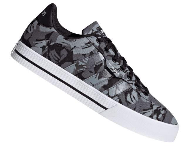 adidas Freizeitschuh Daily 3.0 schwarz/weiß für 34,99€ inkl. Versand (statt 42€)