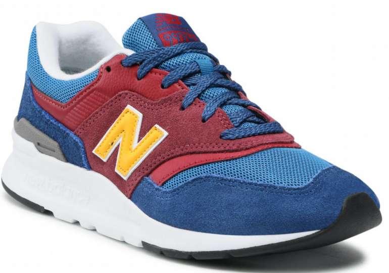 eSchuhe Enjoy Shopping: Bis -30% Rabatt auf ausgewähltes - z.B. New Balance CM997HVM Sneaker für 76€ (statt 95€)