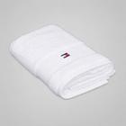 Bettwäsche von Tommy Hilfiger & Bad Accessoires -60% - z.B. Baumwoll Handtuch 9€