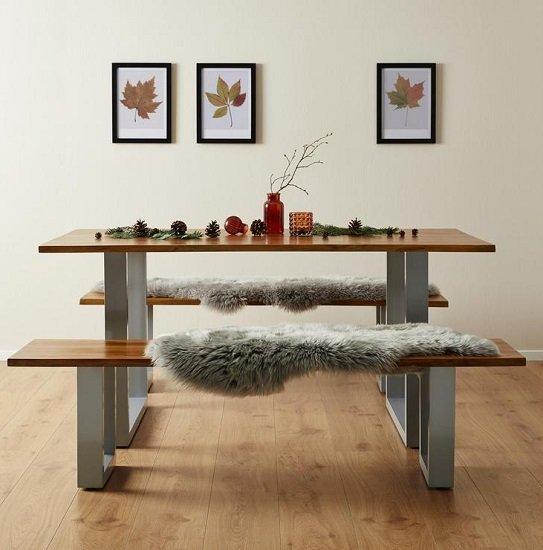30% Rabatt auf ausgewählte Möbel im Mömax Online Shop + VSKfrei, z.B. Esstisch Mailo 160x85  für 174,30€