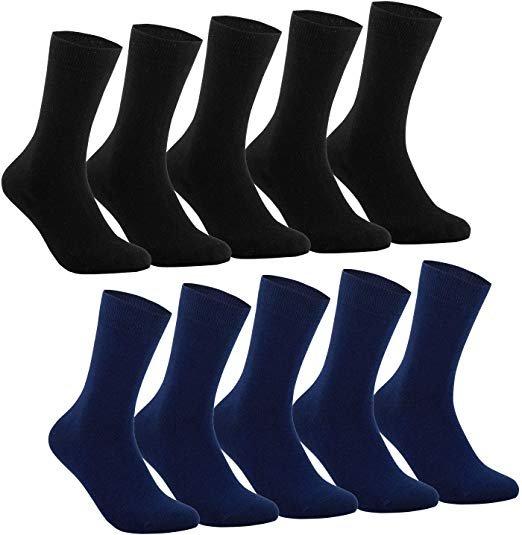 LK Lekuni 10er Pack Unisex Socken in verschiedenen Farben für je 7,19€ (Prime)