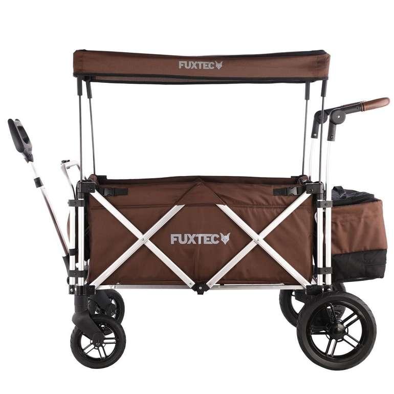 """Fuxtec Luxus Bollerwagen """"CTL-900"""" für 262,65€ inkl. Versand (statt 298€)"""