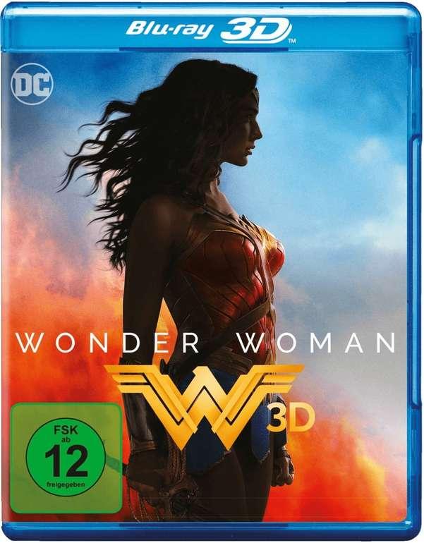 Wonder Woman 3D (Blu-ray) für 10,07€ inkl. VSK
