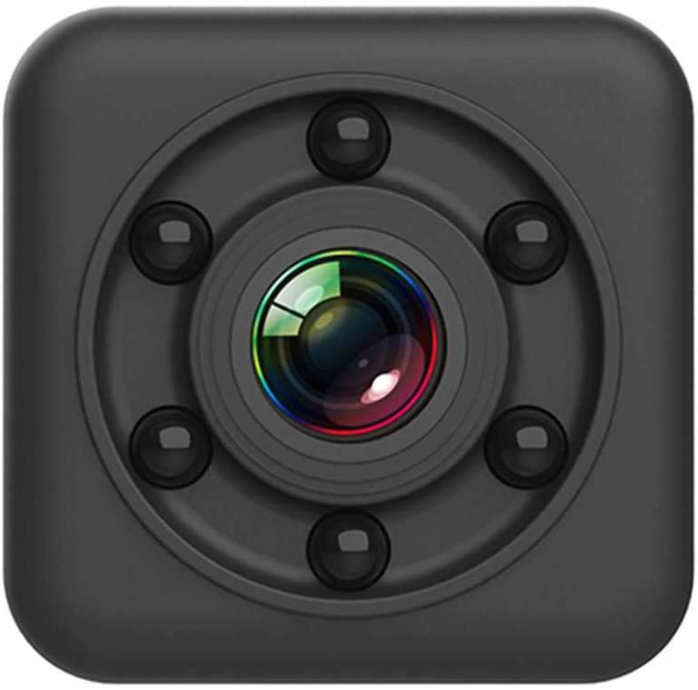 KKMoon SQ29 Mini Überwachungskamera für 12,16€ inkl. Versand (statt 14€)