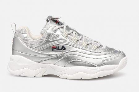 Fila Damen Sneaker Ray F in silber für 67,92€ inkl. VSK (statt 80€)