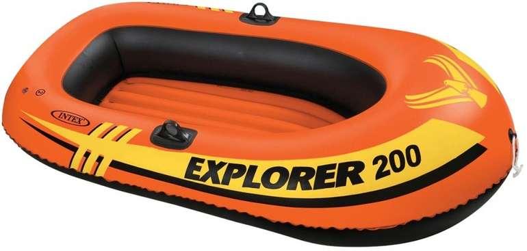 Intex Schlauchboot Explorer Pro 200 (196 x 102 x 33 cm) für 21,97€ inkl. Versand (statt 30€)